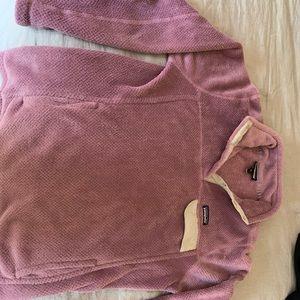 COPY - Patagonia fuzzy sweater